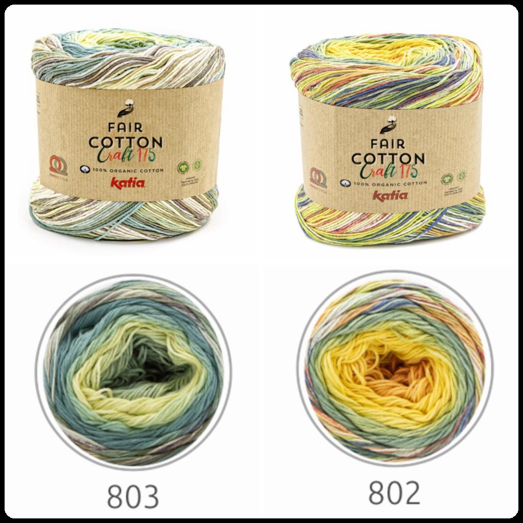 Katia fair cotton 175